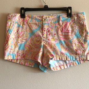 Lilly Pulitzer The Walsh Shorts